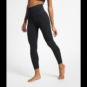 Nike 7/8 Tights Nike Sculpt Luxe charcoal Xs